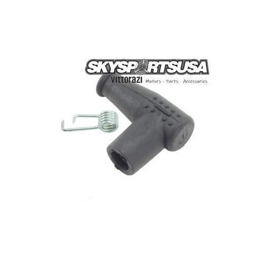 M031a Spark Plug Cap - Selettra   Vittorazi Moster 185 Plus   Atom 80