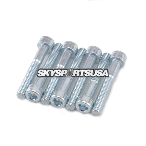 M007 Set of 6 Bolts for Case 6 x 40mm | Vittorazi Moster 185