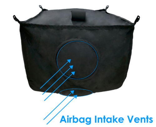 Universal AirBag for Harness | Apco Aviation