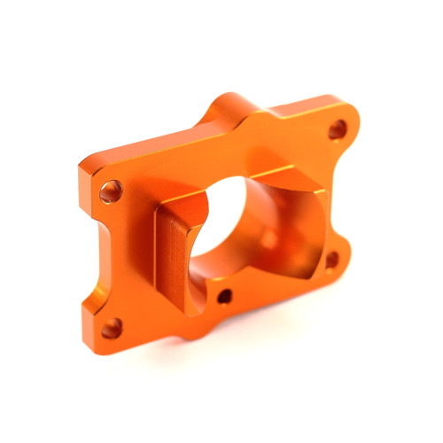ME084 Carb Flange - Vit Orange | Vittorazi Moster 185 Plus Dual Start