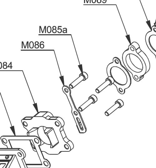 Vittorazi Moster 185 Plus Manual Start / Dark Evolution