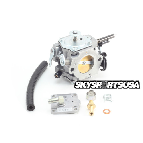 AT090 Carburetor | Vittorazi Atom 80