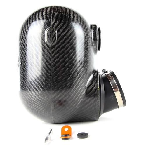 ACC060 Carbon Air-box  Silencer | Vittorazi Moster 185