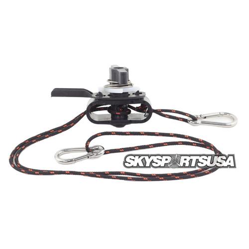 Yooda Rope Tensioner, Rope, and Carabiners   SkySportsUSA