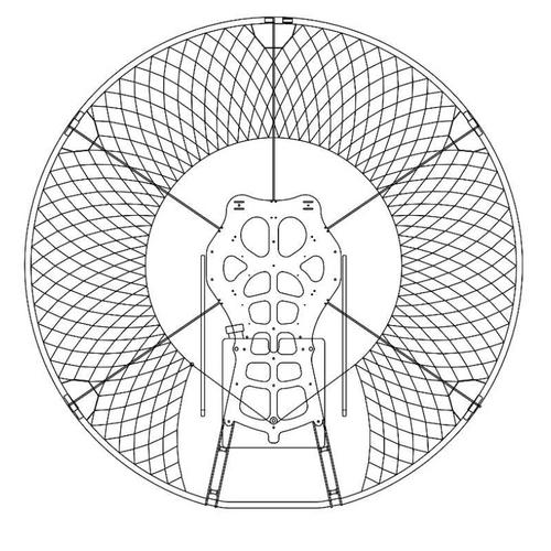 Yooda Spyke - Cage and Netting  Complete   SkySportsUSA