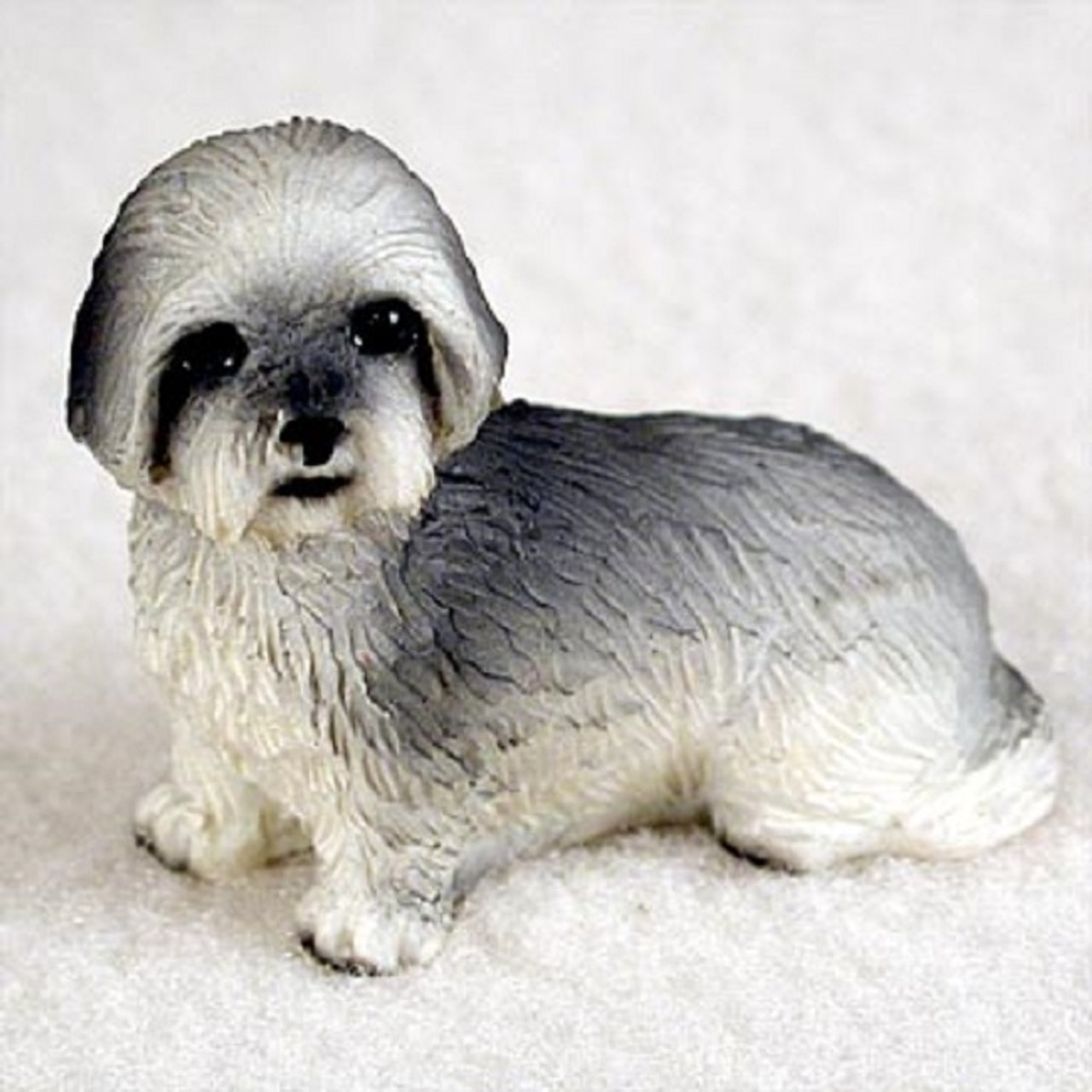 Lhasa Apso Gray with Sport Cut