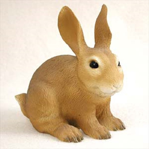brown rabbit collectible