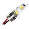 Diode LED DI-TB8-CONN-TTW-25-BULK Clear Tape Light Tape to Wire 8mm Connector (25 Pack)