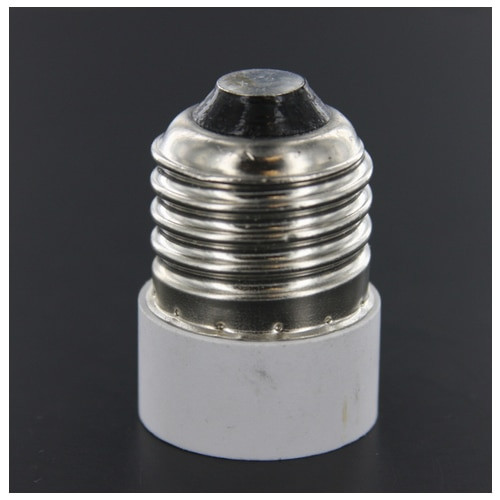 LH0811 Converts an E26/E27 medium base lamp holder/socket to an E14 euro-intermediate lamp holder/socket