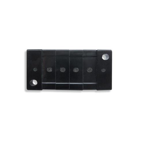 Diode LED DI-0782 Black 4-Way Hard Wire Terminal Block