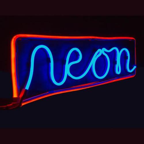 Diode LED DI-24V-TE-NBL2-BL-32 32.8ft Neon Blaze Flexible LED Lighting Blue Color 24V Top Emitting