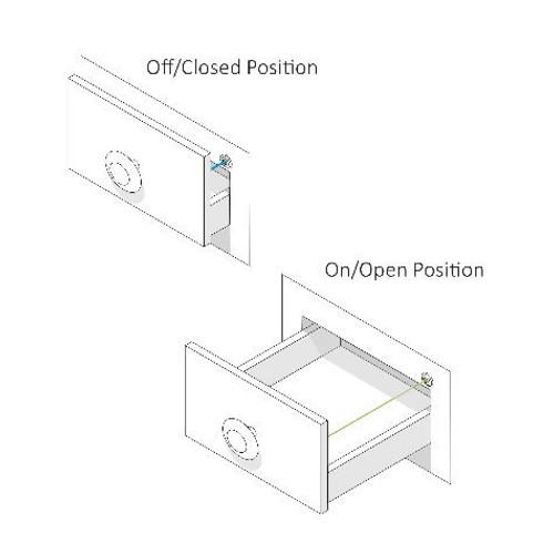 Diode LED DI-SWTH-PRX Proximity Sensor Switch