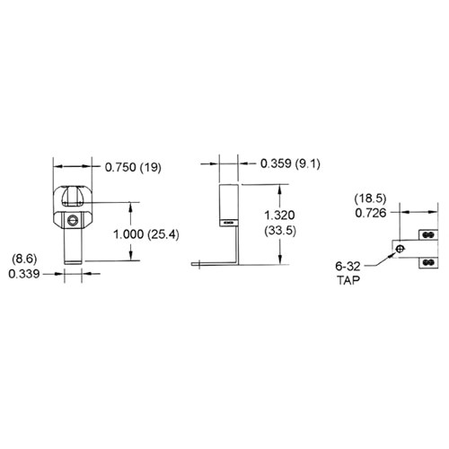 LH0014 Linear fluorescent T5 miniature bipin polycarbonate lamp holder/socket