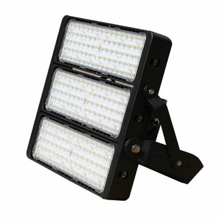 Diode LED DI-VL-FL225W-40-T5 225 Watt Three Module Optic Type 5 Volante Series Flood Light 4000K 120-277V