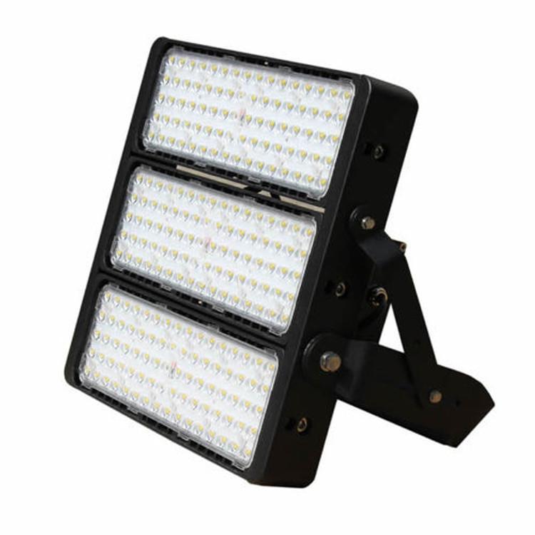 Diode LED DI-VL-FL225W-50-MB 225 Watt Three Module Optic Medium Beam Volante Series Flood Light 5000K 120-277V