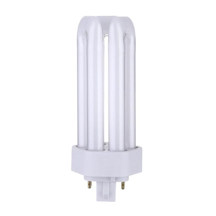 Damar 21478B CFM26W/GX24q-3/830 26 Watt Compact Fluorescent Light Bulb 3000K GX24q-3 4-pin Base