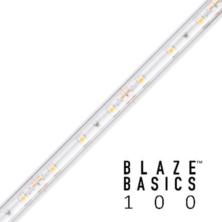 Diode LED DI-24V-BLBSC1-30-W016 16.4ft Spool Blaze Basics Wet Location Rated 100+ Lumen Per Foot LED Tape Light 3000K 24V DC