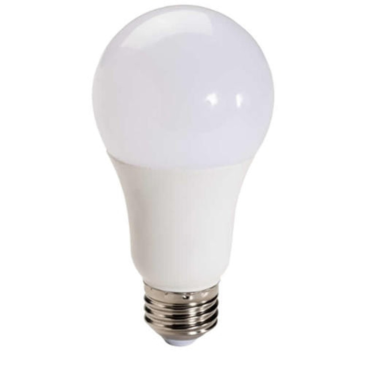 Topaz 74370 LA19/6W/27K/D-46 6 Watt A19 LED 2700K E26 Medium Base Dimmable 120V