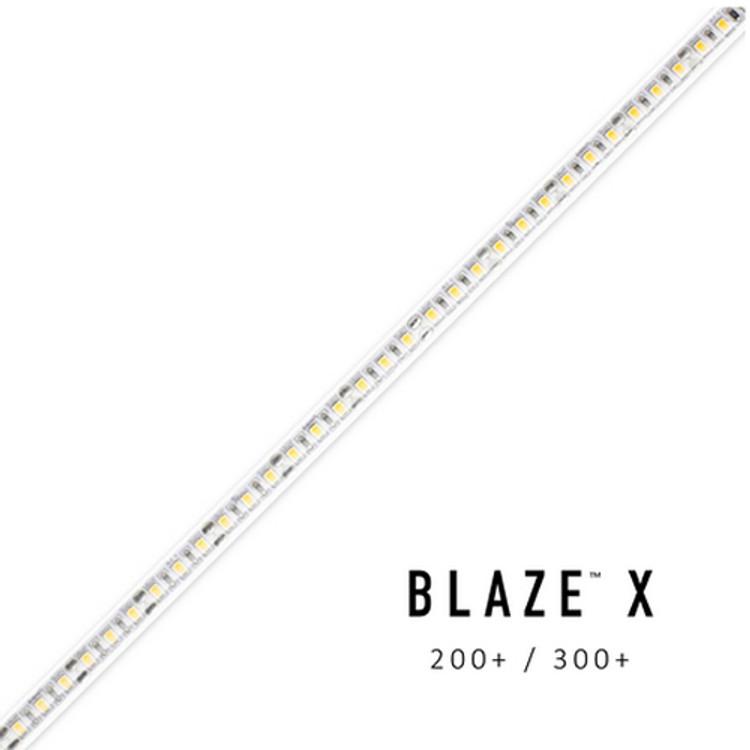 Diode LED DI-24V-BLX3-30-W100 100ft Spool Blaze X Wet Location 300+ Lumen Per Foot LED Tape Light 3000K 24V DC
