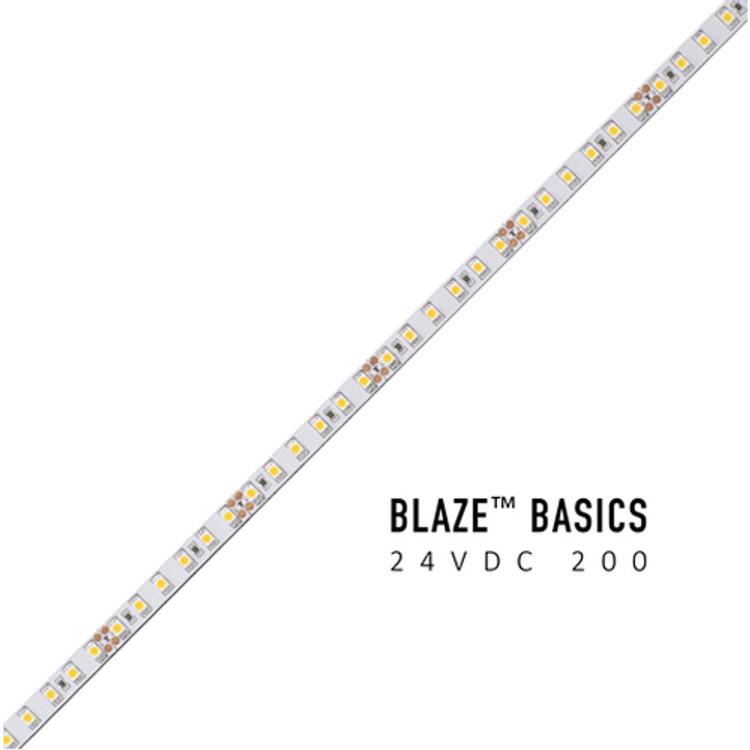 Diode LED DI-24V-BLBSC2-42-100 100ft Spool Blaze Basics 200+ Lumen Per Foot LED Tape Light 4200K 24V DC
