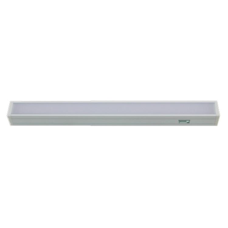 "Diode LED DI-120V-FLSEL-16-WH 16"" Fencer Series Foil Select Premium Diffusion LED Fixture White 120V"