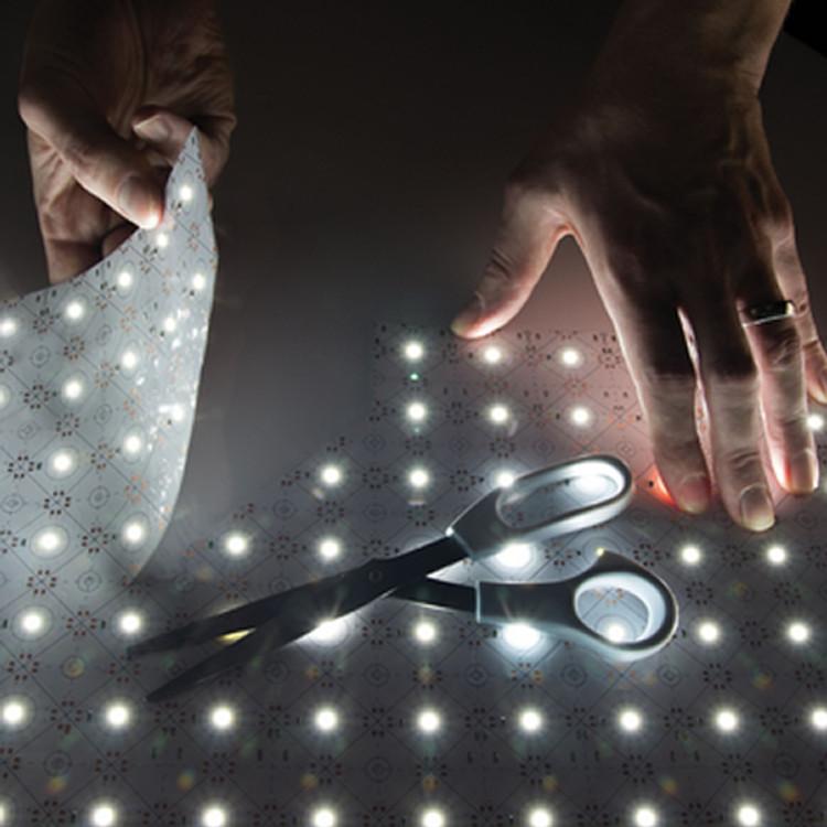 Diode LED DI-12V-PS60-160-2009 PuraLight LED Flex Sheet 160 Degree 6000K 12VDC