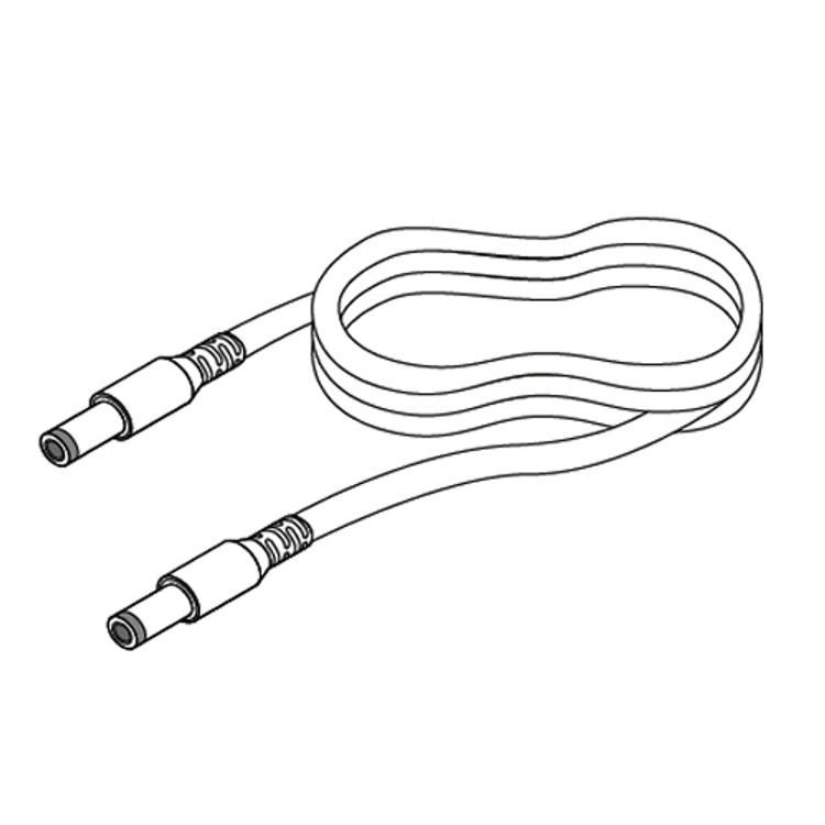 Diode LED DI-PVC2464-DL6-EXT-M-M-B Black Male DC to Male DC Extension Cable