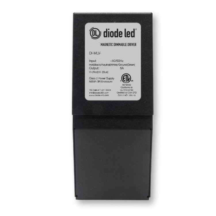 Diode LED DI-MLV-12V300W-MT 300 Watt Magnetic Dimmable LED Driver 12V DC