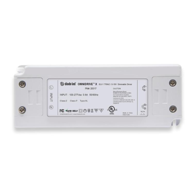 Diode LED DI-ODX-24V30W 30 Watt Omnidrive X Dimmable LED Driver 24V DC