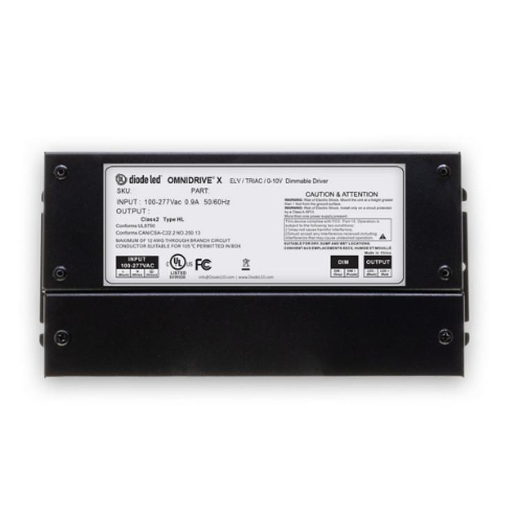 Diode LED DI-ODX-24V200W-J 200 Watt Omnidrive X Dimmable LED Driver 24V DC
