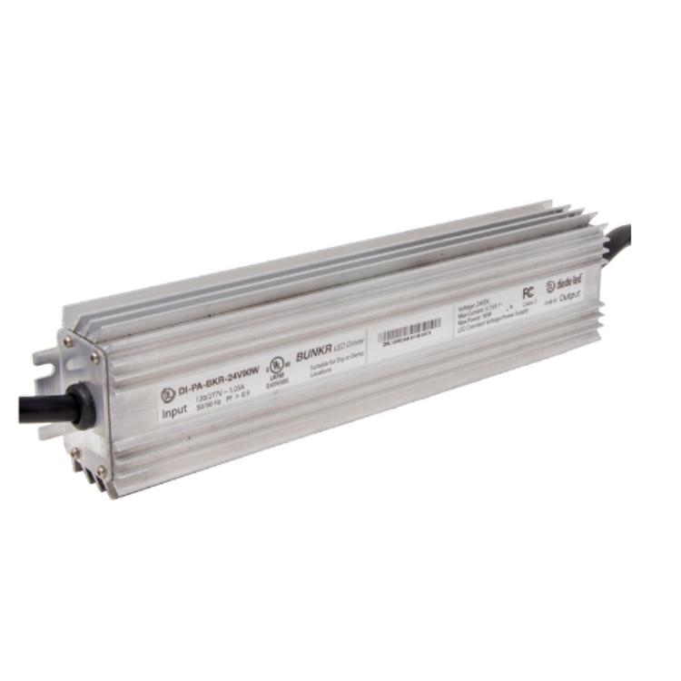 Diode LED DI-PA-BKR-12V60W 60W 12V DC Bunkt Plug-In Power Supply