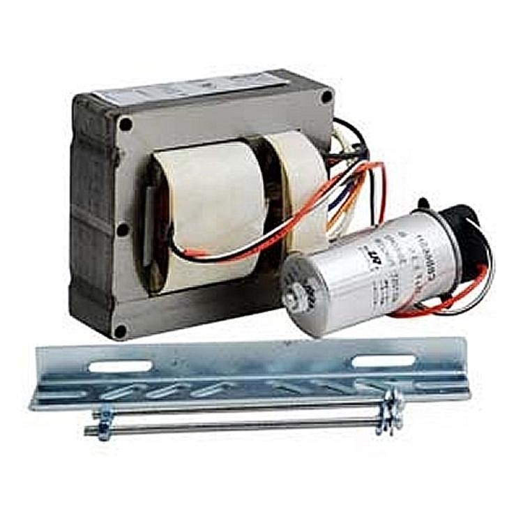 Plusrite 7216 BAMH250-CWA/V4 250 Watt Standard Metal Halide Ballast 4-Tap 120/208/240/277V ANSI Code M58