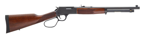 """Henry Big Boy Steel Carbine .357/.38 16.5"""" Large Loop H012MR"""