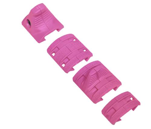 Magpul XTM Hand Stop Kit Pink - MAG511PNK