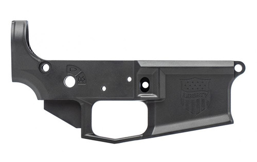 Aero Precision M4E1 Stripped Lower Receiver - Liberty 2020 - APAR600020C