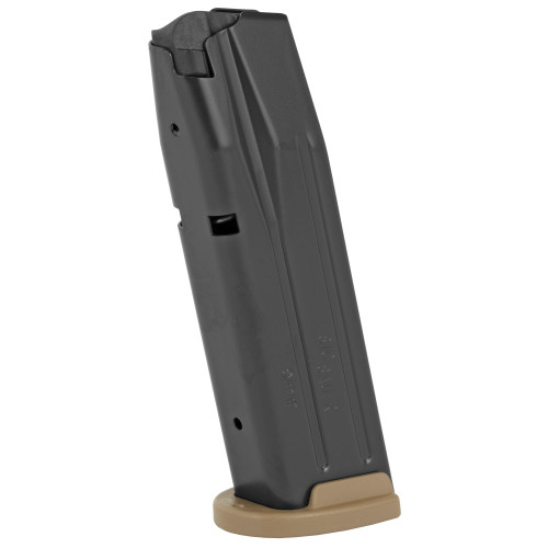 Sig Sauer Magazine 9MM 17Rd Coyote Fits P250/P320 MAG-MOD-F-9-17-COY