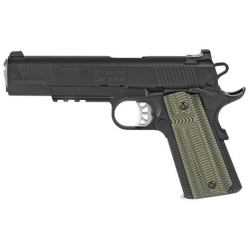 "Springfield Armory 1911A1 TRP 10mm 5"" NS Black w/G10 - PC9510L18"