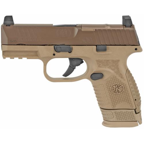 FN 509C MRD 9mm 15rd FDE 66-100574