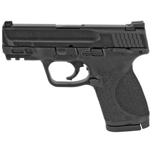 Smith & Wesson M&P M2.0 9mm Compact 15Rd Black wSafety - 11694