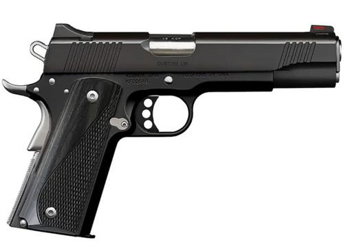 "Kimber Custom LW .45acp 5"" Black Nightstar - 3700595"