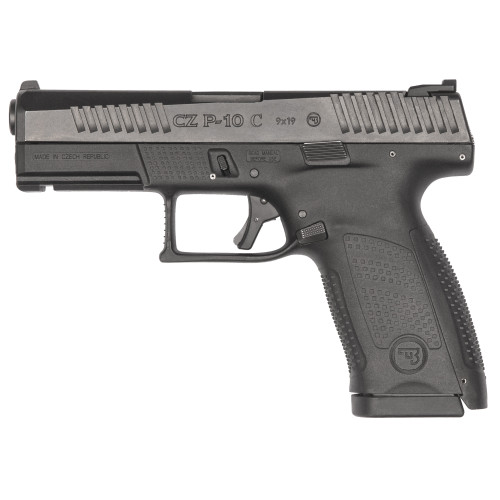 "CZ P-10C 9mm 4"" PST 2 15rd FS 91531"