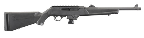 """Ruger PC Carbine 9mm 16"""" 1 10rd Glock/Ruger Magwell 19102"""
