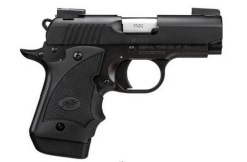 "Kimber Micro 9 9mm 4"" 7rd Nightfall Black 3300194"