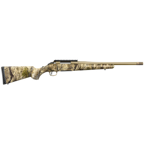 """Ruger American 6.5cm 16"""" TB 1 4rd Go Wild 36924"""