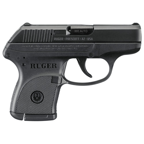 """Ruger LCP 380acp 2.75"""" DAO IntS 1 6rd 3701"""