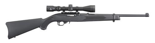 """Ruger 10/22 Carbine 22lr 18.5"""" 1 10rd Scope 31143"""