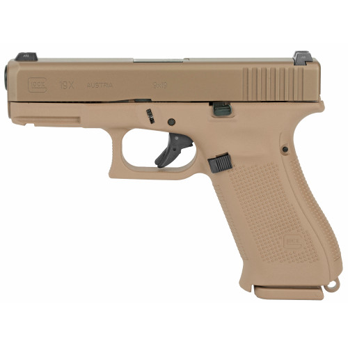 "Glock 19X 9mm 4"" GNS 3 10rd PX1950701"