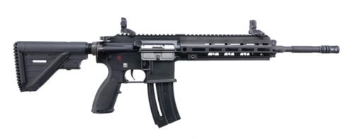 """Heckler & Koch HK416 22lr 16"""" 1 20rd 81000401"""