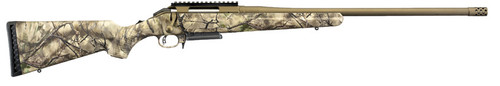 """Ruger American 308 22"""" 1 3rd Go Wild 26926"""