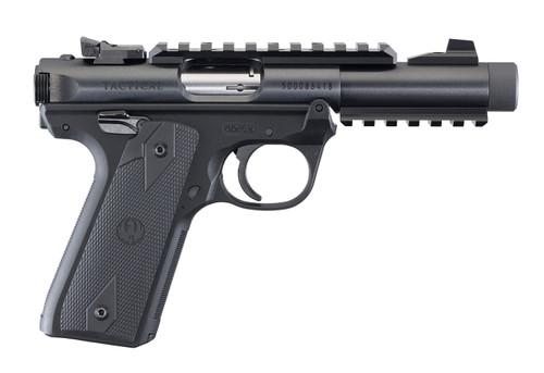 """Ruger Mark IV 22/45 Tactical 22LR 4.4"""" TB 40149"""